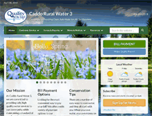 Tablet Preview of caddoruralwater.org